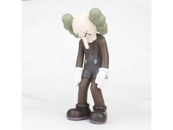 "New 11"" Long Nose Fake KAWS Stoop Dolls Collection Companion Action Figures Toy"
