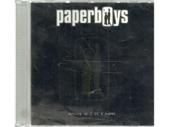 PAPPERBOYS - MOVING UP ( CD SINGLE )