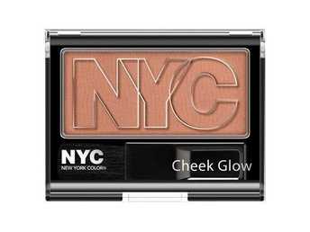 NYC New York Color CHEEK GLOW BLUSH Rouge SUTTON PL PEACH
