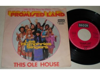 Les Humphries Singers 45/PS Promised land 1971