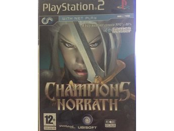 Champions of Norrath PlayStation 2