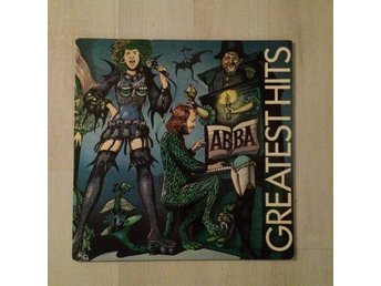 ABBA - GREATEST HITS. (LP)