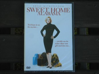 Sweet Home Alabama. Med Reese Witherspoon. Ny inplastad DVD. - Uppsala - Sweet Home Alabama. Med Reese Witherspoon. Ny inplastad DVD. - Uppsala