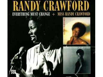 Randy Crawford - Everything Must Change + Miss Randy Crawford (2013) 2-CD, Edsel