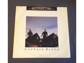 BELTANE FIRE - Captain Blood (Extended Version) PROMO