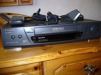 Panasonic super DRIVE NV-HD630 HI-Fi