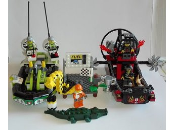 "LEGO World Racers ""Gator Swamp"""