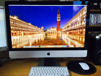 "Apple iMac 27"" Retina 5K (5120 x 2880) - i5 3.5Ghz / 8GB / 1TB Fusion Drive"
