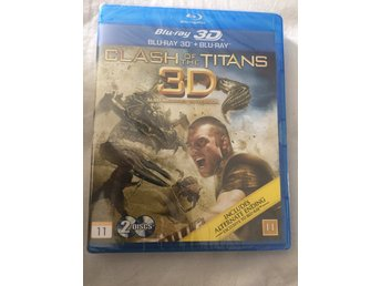 Clash of the titans 3D