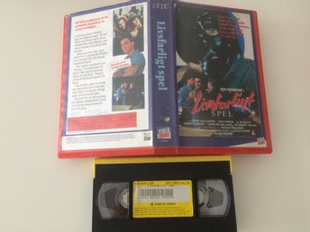 Livsfarligt spel - Love & Lies (1989) - Video Trade