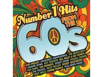 Number 1 Hits From The 60's (2 CD)