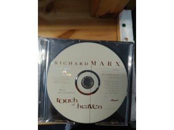 Richard Marx - Touch Of Heaven, CD