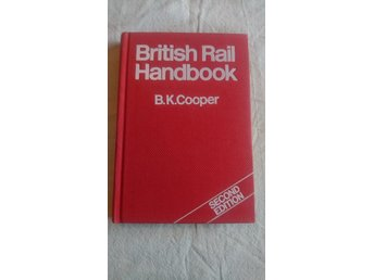 British Rail Handbook, second edition (1984)