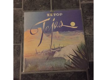 ZZ TOP - TEJAS. (LP)