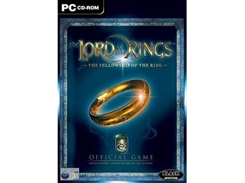 Lord Of The Rings The Fellowship Of The Ring PC