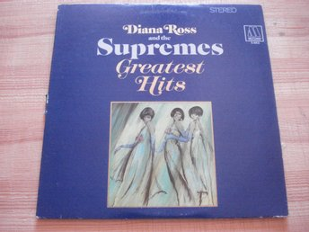 LP 4 X The Supremes