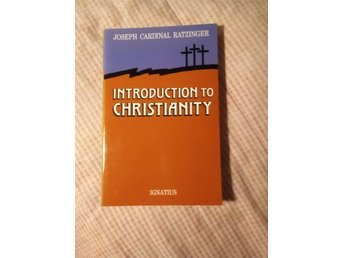 Joseph Ratzinger (Benedictus XVI) Introduction To Christianity