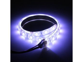 2pcs 25CM 12V 15LEDs 5630SMD Flexible Strip Lights