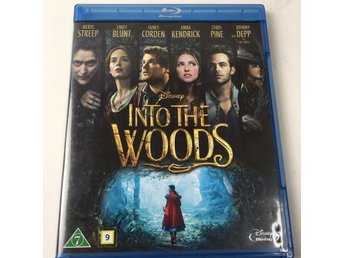 Blu-Ray Disc, Blu-ray Film, Into The woods