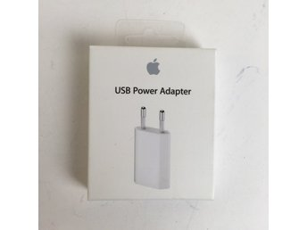 Apple, USB-adapter, USB Power Adapter, Vit