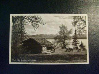 Motiv från Ånnsjön vid Klocka. - Uddevalla - Motiv från Ånnsjön vid Klocka. - Uddevalla