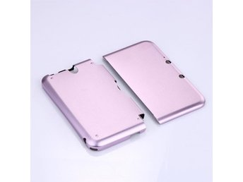 Skal Aluminum Hard Metal Protective Cover Case Shell For Nintendo 3DS XL