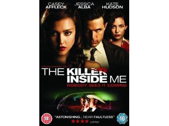 The Killer Inside Me Thriller med Casey Affleck, Kate Hudson, Jessica Alba - Höganäs - The Killer Inside Me Thriller med Casey Affleck, Kate Hudson, Jessica Alba - Höganäs