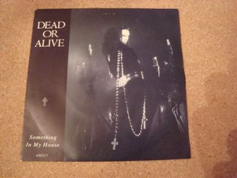 Dead Or Alive Singeln Someting In My House Från 1986