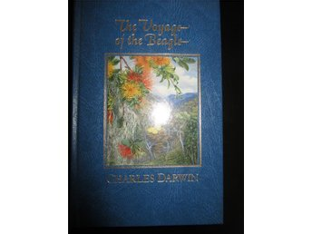 Charles Darwin, The voyage of the Beagle