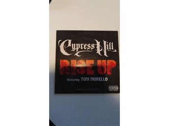 CYPRESS HILL FEAT TOM MORELLO  - RISE UP  (PROMOTION)