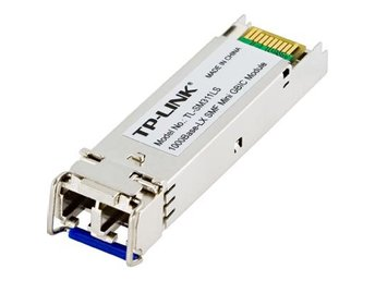 TP-LINK, Gigabit interface konverter(Mini gbic), singlemode LC, 10km