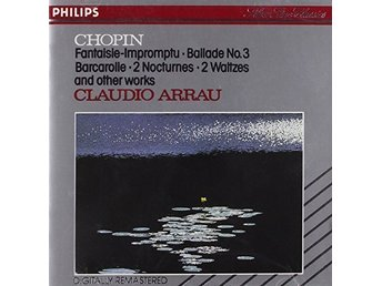 Chopin - Claudio Arrau