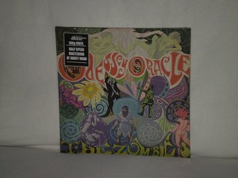 The Zombies  -  The Odessey and Oracle     180G HEAVYWEIGHT -NY