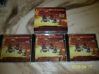 Radio Saigon - 3-cd box   (CD)