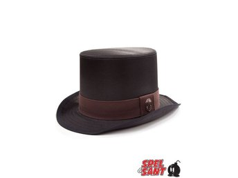 Assassins Creed Syndicate Top Hat Svart