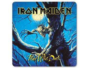 Iron Maiden Coaster Pack Fear of the Dark (6)