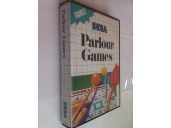 Master System: Parlour Games