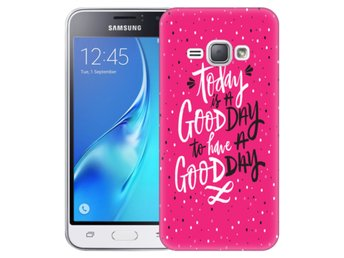 Samsung Galaxy J1 (2016) Skal Good Day