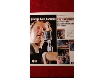 JERRY LEE LEWIS By request LP 1967