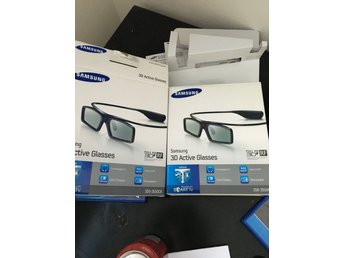 2st. Samsung 3D Active glasögon (Glasses) SSG-3550CR