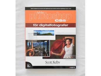 Photoshop CS5 för digitalfotografer - Scott Kelby (Häftad)