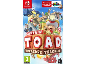 Captain Toad Treasure Tracker (Bergsala UK4)