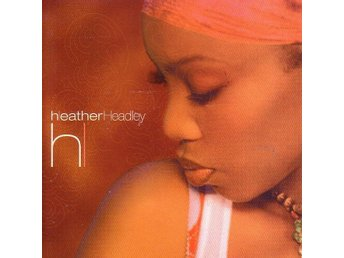 Heather Headley-This is who I am / CD