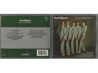 Sven-Ingvars -Septemberbarn - CD