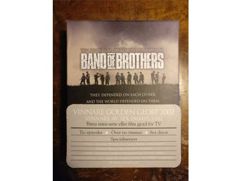 Band Of Brothers Box