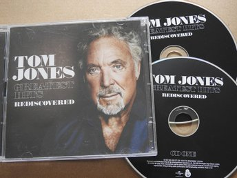 Tom Jones - Greatest Hits Rediscovered CD