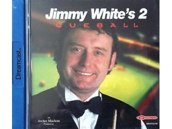 Jimmy Whites CueBall 2 - Dreamcast