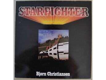 Bjørn Christiansen Starfighter Vinyl LP 1981