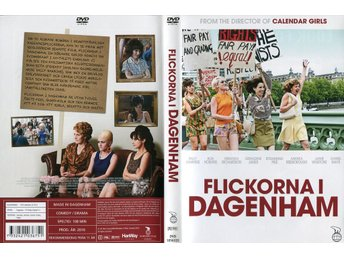 Made in Dagenham / Flickorna I Dagenham 2010 DVD