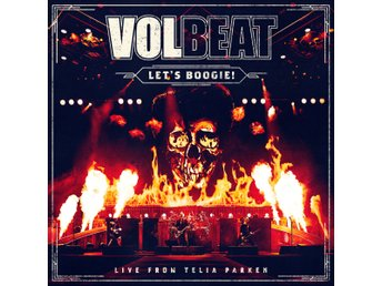 Volbeat: Let's boogie! Live from Telia Parken (2 CD)